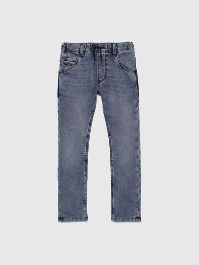 Diesel - KROOLEY-J JOGGJEANS, Bleu - Jeans - Image 1