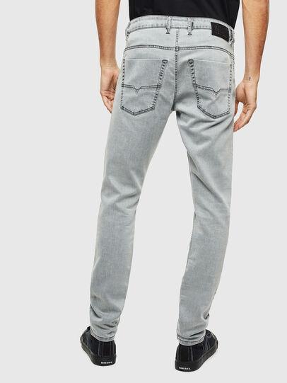 Diesel - Krooley JoggJeans 069MH, Bleu Clair - Jeans - Image 2