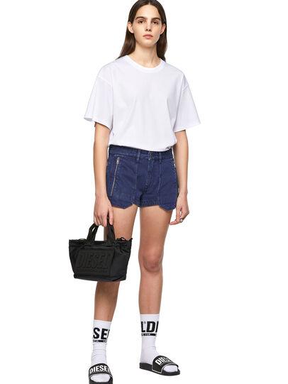 Diesel - DE-CLYO-SP, Bleu - Shorts - Image 4