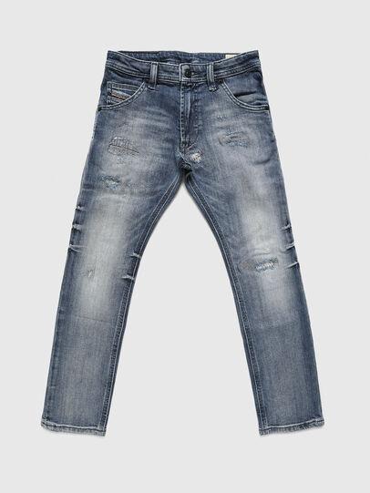 Diesel - KROOLEY-J-N, Bleu Clair - Jeans - Image 1
