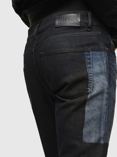 Diesel - D-Strukt 0094K, Bleu Foncé - Jeans - Image 6