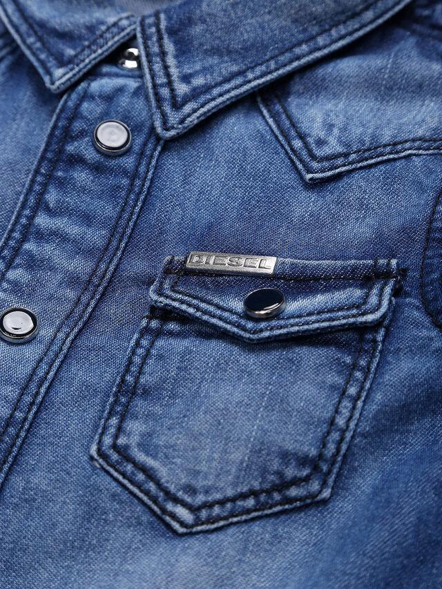 KIDS CITROB, Jean Bleu - Chemises - Image 3