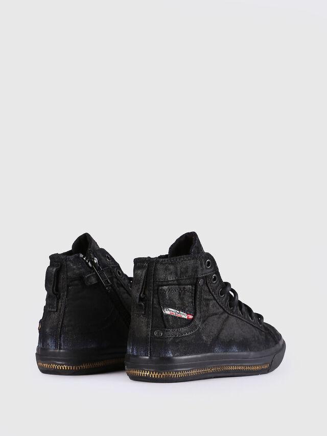 Diesel - SN MID 30 EXPOSURE Z, Noir/Bleu - Footwear - Image 3