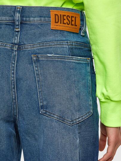 Diesel - Widee 009EU, Bleu Clair - Jeans - Image 5