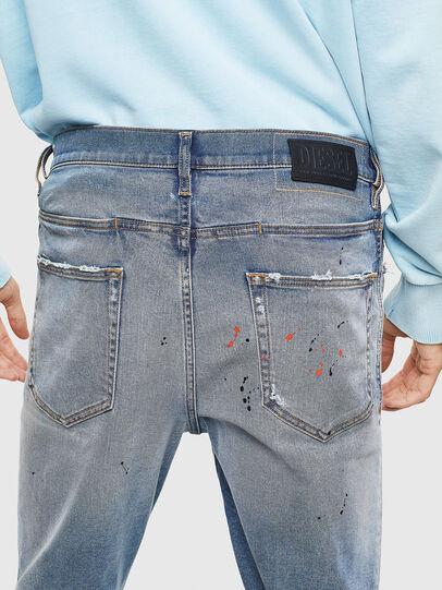 Diesel - D-Eetar 009BN, Bleu moyen - Jeans - Image 4