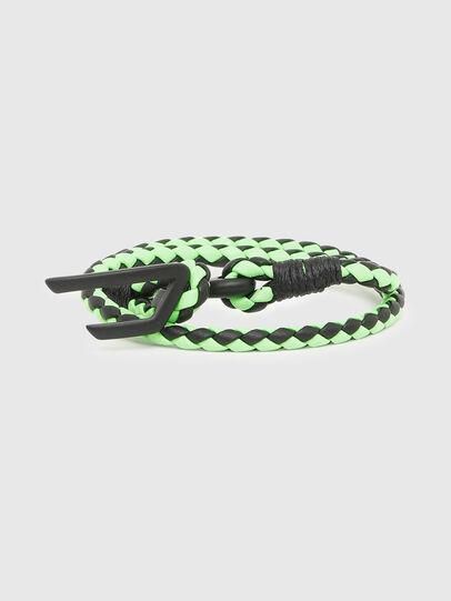 Diesel - A-BRUNY, Vert/Noir - Bijoux et Gadgets - Image 1