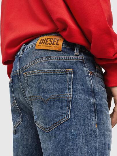 Diesel - Buster 0890X, Bleu moyen - Jeans - Image 4