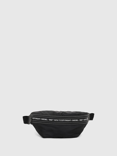Diesel - NELUMBO, Noir - Sacs ceinture - Image 1