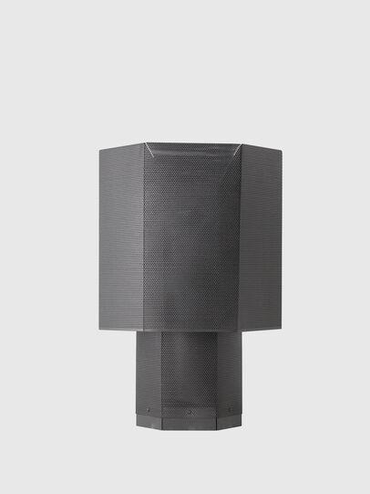 Diesel - HEXX TAVOLO, Anthracite - Éclairages De Table - Image 1