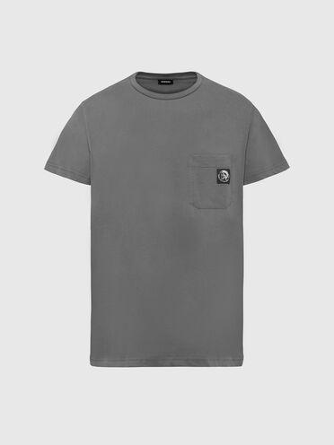 T-shirt avec empiècement Mohawk
