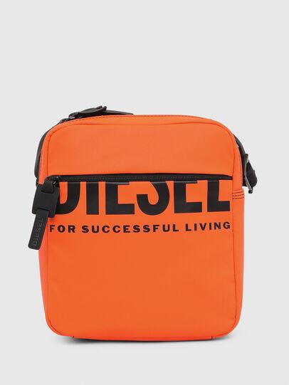 Diesel - DOUBLECROSS, Orange - Sacs en bandoulière - Image 1