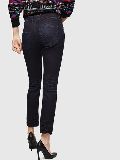 Diesel - Krailey JoggJeans 069IC, Bleu Foncé - Jeans - Image 2