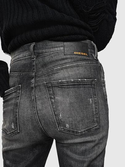 Diesel - Aryel 0095J, Noir/Gris foncé - Jeans - Image 5