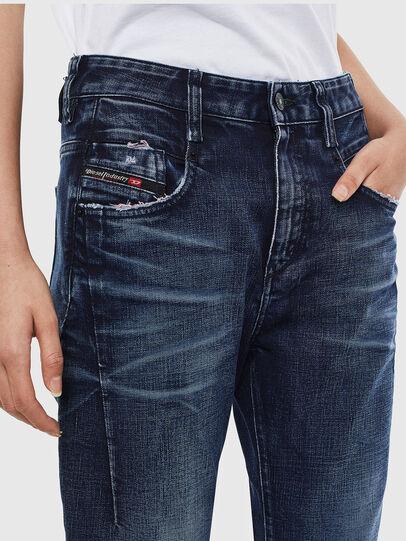 Diesel - Fayza 009BY, Bleu Foncé - Jeans - Image 3