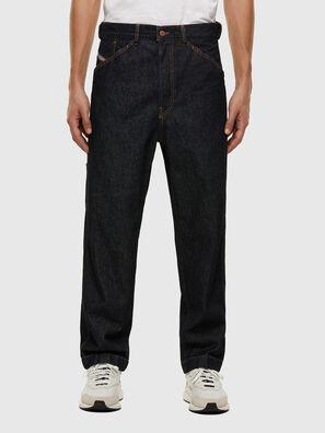 D-Franky 009HP, Bleu Foncé - Jeans