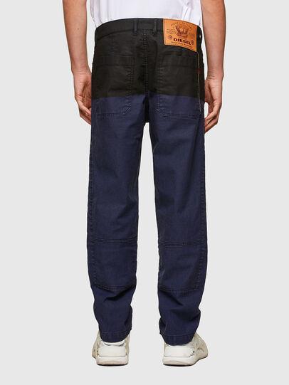 Diesel - D-Azerr JoggJeans® 0DDAY, Bleu Foncé - Jeans - Image 2