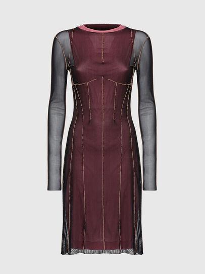 Diesel - D-VINA, Rose/Noir - Robes - Image 1