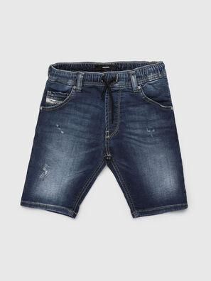 KROOLEY-JOGGJEANS-J SH, Bleu moyen - Shorts