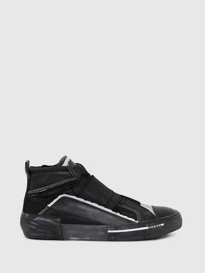 Diesel - S-DESE DEC, Noir - Baskets - Image 1