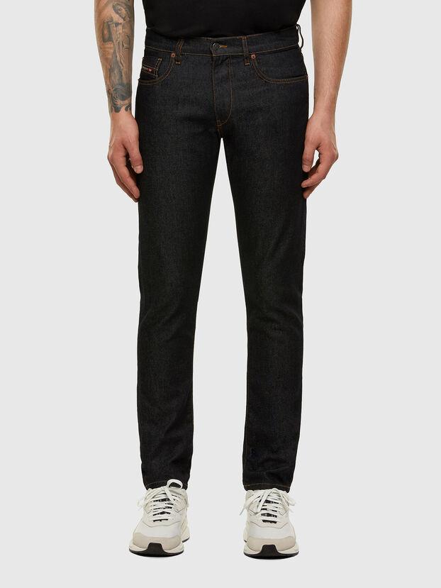 D-Strukt 009HF, Bleu Foncé - Jeans