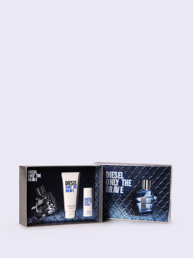 ONLY THE BRAVE 50ML GIFT SET, Bleu