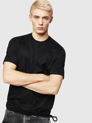 T-ALEKSEY, Noir - T-Shirts