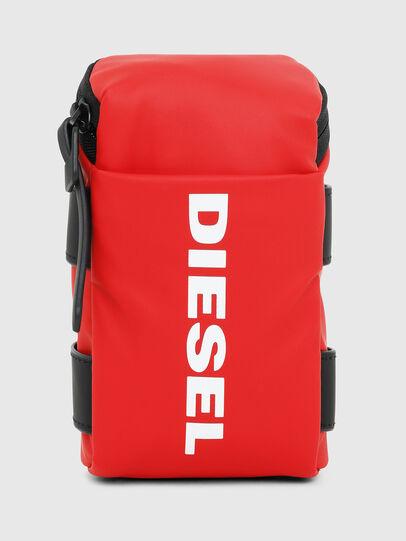 Diesel - SHOULDME, Rouge Flamme - Petits Portefeuilles - Image 1