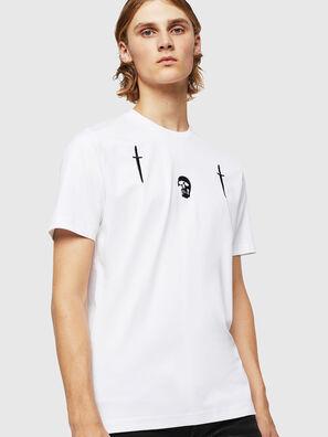 TY-X2, Blanc - T-Shirts