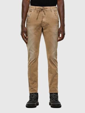 Krooley JoggJeans 0670M, Marron Clair - Jeans