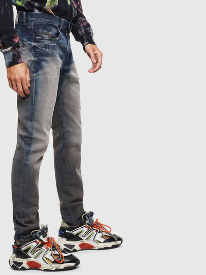Diesel - D-Strukt 0097Q, Bleu moyen - Jeans - Image 4