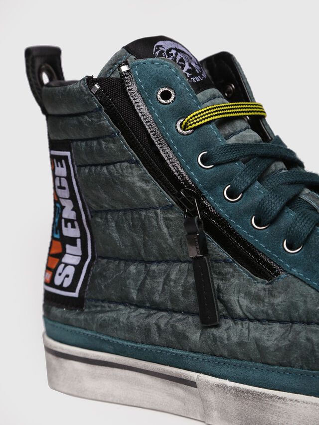 Diesel - D-VELOWS MID PATCH, Vert d'Eau - Baskets - Image 4