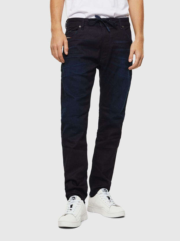Krooley JoggJeans 069IM, Bleu Foncé - Jeans