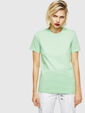 T-SILY-COPY, Vert - T-Shirts