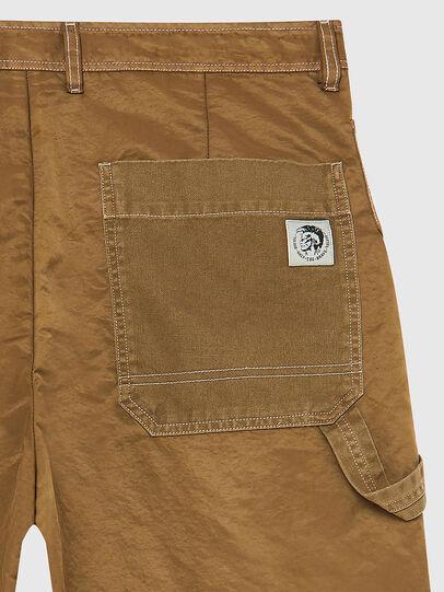 Diesel - P-TRENT-SHORT, Marron Clair - Shorts - Image 4