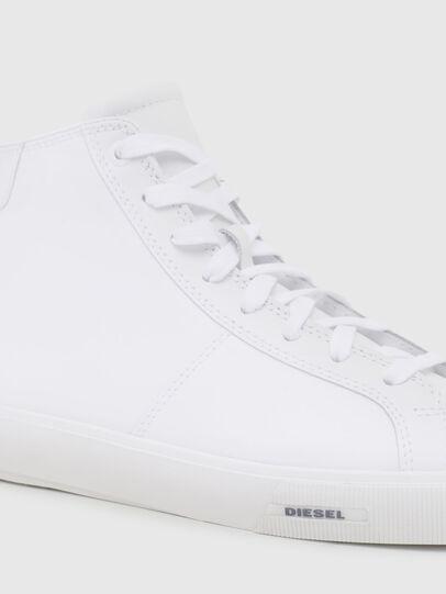Diesel - S-MYDORI MC W, Blanc - Baskets - Image 4