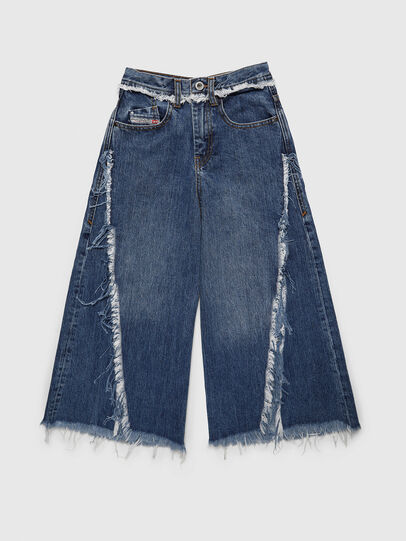 Diesel - D-IZZIER-F-J, Bleu moyen - Jeans - Image 1