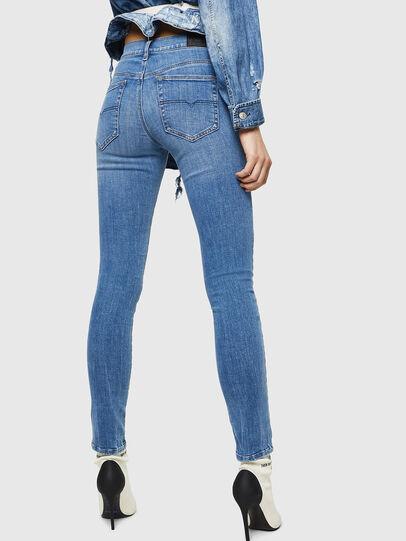 Diesel - D-Roisin 0890H, Bleu Clair - Jeans - Image 2