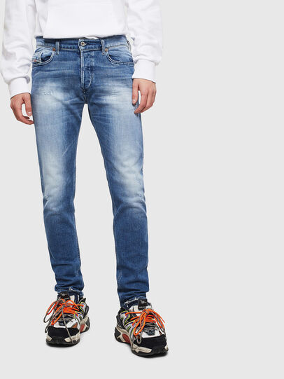 Diesel - Tepphar 0096D, Bleu Clair - Jeans - Image 1