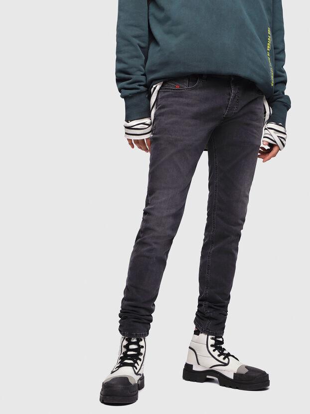 Sleenker 069EQ, Bleu Foncé - Jeans