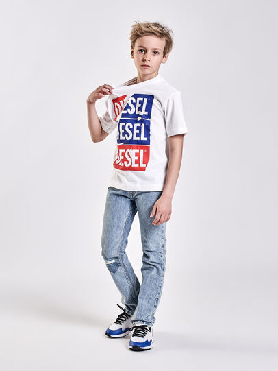 Diesel - TJUSTZC OVER,  - T-shirts et Hauts - Image 4