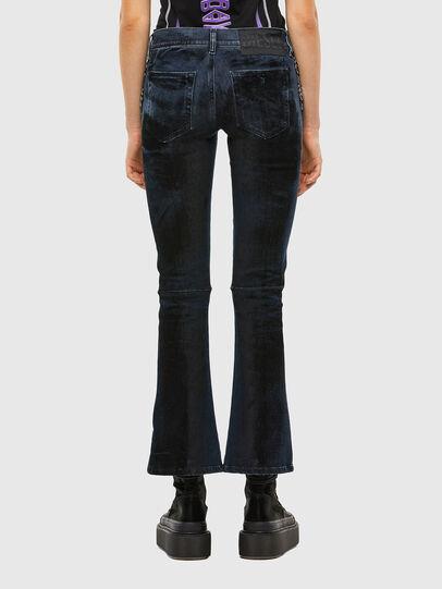 Diesel - Slandy 009KN, Bleu Foncé - Jeans - Image 2