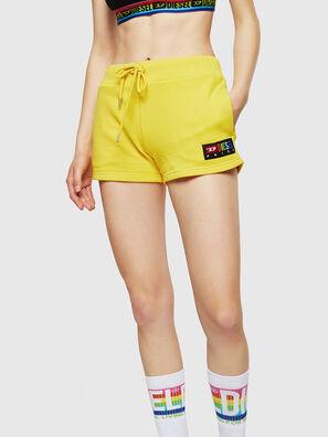 UFLB-SHYUKIN, Jaune - Pantalons