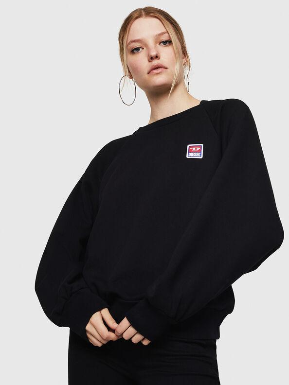 F-HENNY-E, Noir - Pull Cotton