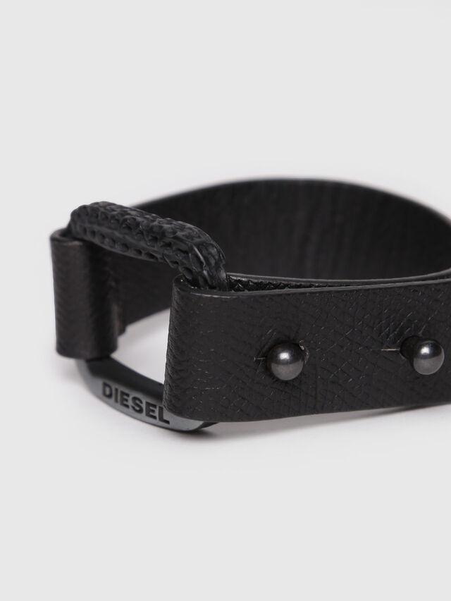 Diesel - A-HALF, Noir - Bijoux et Gadgets - Image 2