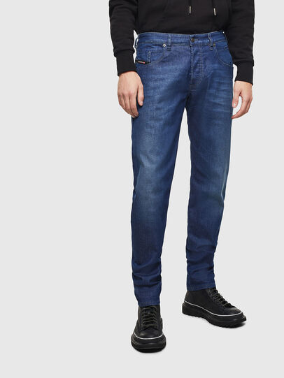 Diesel - D-Bazer 069LQ, Bleu moyen - Jeans - Image 1