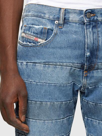 Diesel - D-Strukt 009UE, Bleu Clair - Jeans - Image 3
