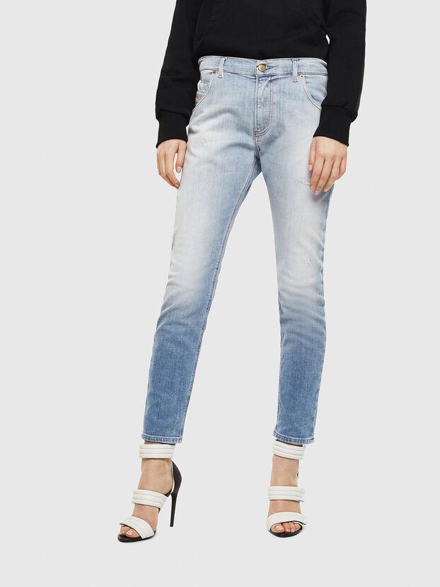 Krailey JoggJeans 0099R, Bleu Clair - Jeans