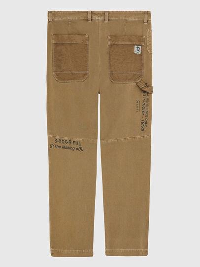 Diesel - P-TRENT, Marron Clair - Pantalons - Image 2
