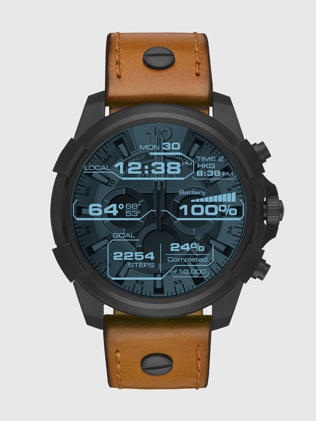 Diesel - DT2002, Marron - Smartwatches - Image 2