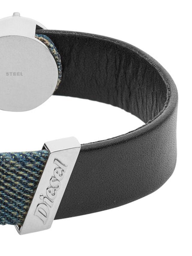 Diesel - BRACELET DX1029, Jean Bleu - Bracelets - Image 2